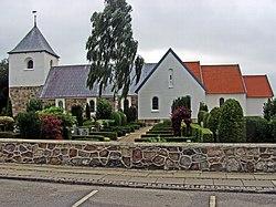 Aulum 7 edited-1 Aulum kirke (Herning).jpg