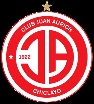 Juan Aurich - Image: Aurich Chiclayo