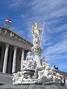 Austria Parlament Athena