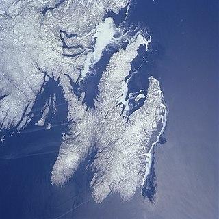 Avalon Peninsula Peninsula on the island of Newfoundland
