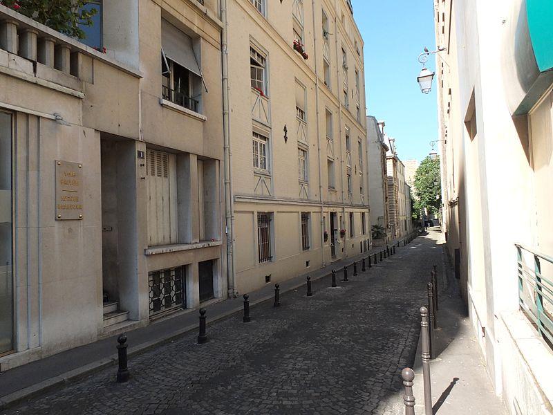 Fichier:Avenue Beaucour Paris.jpg
