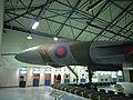 Avro Vulcan XL318 at RAF Museum.jpg