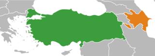 Azerbaijan–Turkey border