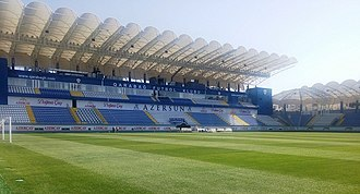 Qarabağ FK - Azersun Arena.