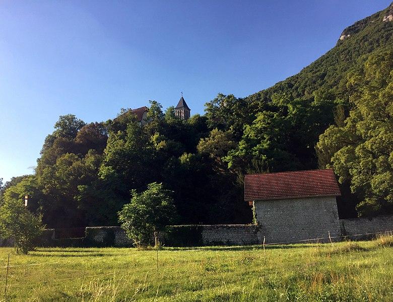 Image de Béon, Ain.
