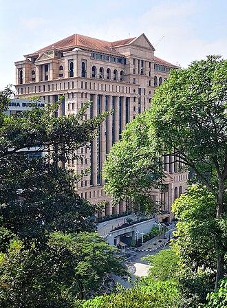 Bursa Malaysia - Image: Börse Kuala Lumpur