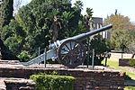 BL 5 inch cannon 2 Union Buildings Pretoria 001.jpg