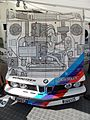 BMW E24 635 CSi Grp A Works Original BMW Teile Bonnet.JPG