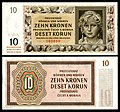BOH&MOR-8-Protectorate of Bohemia and Moravia-10 Korun (1942).jpg