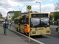 BVG bus line 296 at Lichtenberg.JPG
