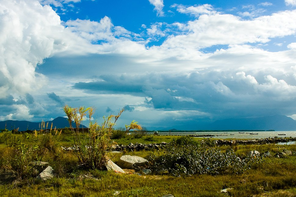 Baía Sul de Florianópolis