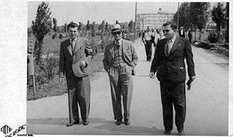 Borovo, Croatia - Bata factory in September 1938