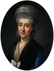 Portret Izabela Poniatowskiej