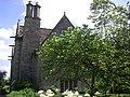 Back garden of Kelmscott Manor - geograph.org.uk - 1007300.jpg