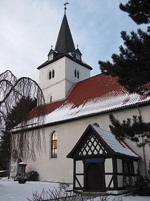 Bad Sachsa - Image: Bad Sachsa Church