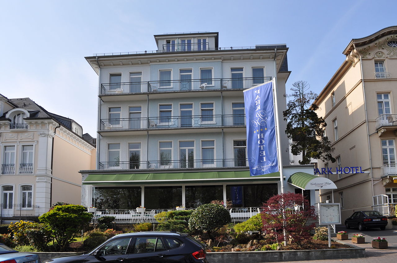 Hotel Bad Homburg Steigenberger