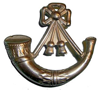 20th Duke of Cambridge's Own Infantry (Brownlow's Punjabis) - Image: Badge of 20th Punjabis