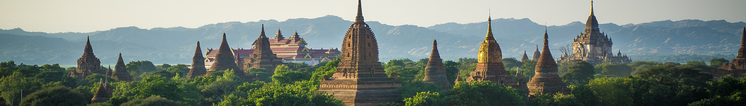 Bagan – Travel guide at Wikivoyage