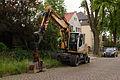 Bagger in der Nürnberger Straße 20140611 11.jpg