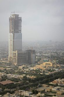 List Of Tallest Buildings In Karachi Wikipedia