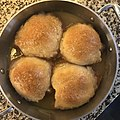 Baked apple dumplings in a pan (cropped).jpg