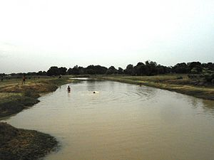 Pratapgarh, Uttar Pradesh - Bakulahi River