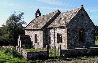 All Saints Church, Ballidon Church in Derbyshire, England