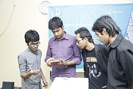 Bangla Wikipedia Workshop at Chittagong Independent University (26).JPG