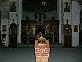 Banjska Monastery, interior.jpg