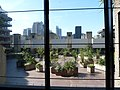 Barbican Estate - Sculpture Court view from Frobisher Reception 01.jpg