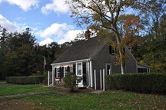 Benjamin Baker Jr. House - Image: Barnstable MA Benjamin Baker Jr House