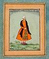 Basawan - Courtier Awaiting Akbar's Command - 2009.202.55 - Arthur M. Sackler Museum.jpg