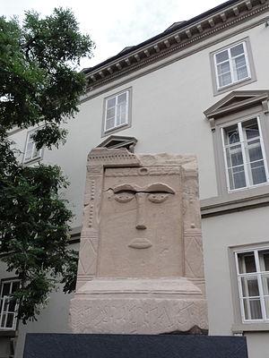 Nabataean art - Betyl
