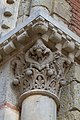 Basilica Saint-Sernin - Capital - 03.jpg