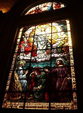 Basilica of St. Lawrence, Asheville - Image: Basilica of St. Lawrence, Asheville 03