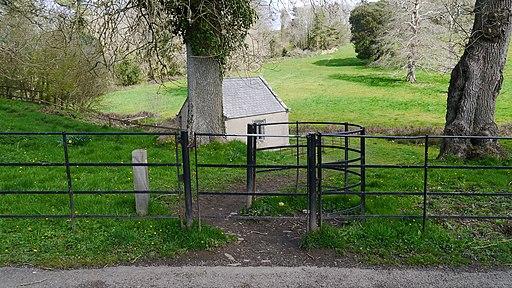 Bath House Gate. - panoramio