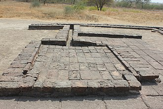Architecture of India - Image: Bathroom Toilet structure with the water channels