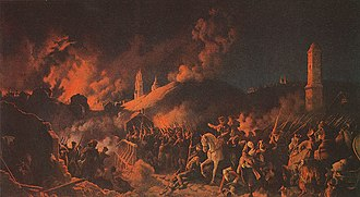 Second Battle of Polotsk - Image: Battle polotsk