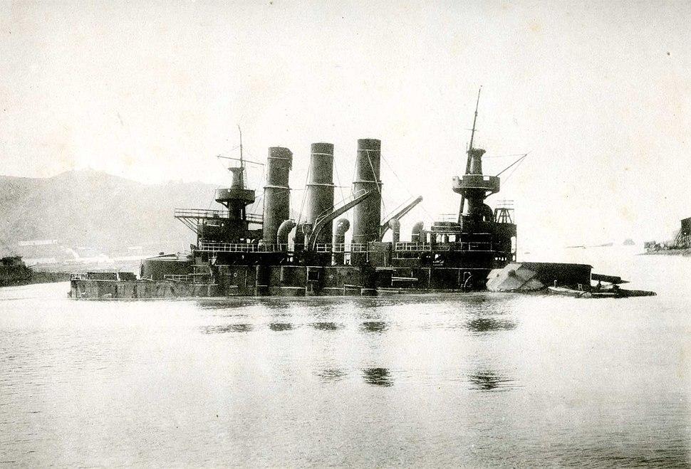 Battleship Retvisan