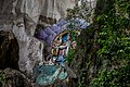 Batu Caves. Stairway to Temple Cave. Statues on the rocks. 2019-12-01 11-00-37.jpg