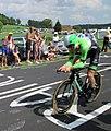 Bauke Mollema, 2014 Tour de France, Stage 20.jpg