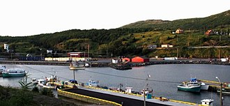 Bay Bulls, Newfoundland and Labrador - Image: Bay Bulls Harbor