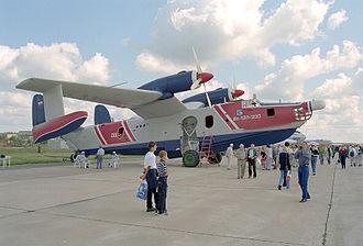 Beriev Be-12 - Be-12P-200 technology demonstrator