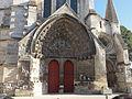 Beauvais (60), église Saint-Étienne, portail occidental de la nef 1.jpg