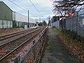 Beddington Lane tramstop western access.JPG