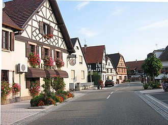 Beinheim - Image: Beinheim FR