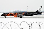 Belavia (Wolrd of Tanks Livery), EW-400PO, Embraer ERJ-195LR (32789810068).jpg