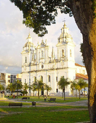 Pará - Cathedral of Sé in Belém.
