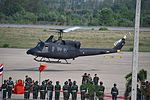 Bell Helicopters 212 of the Royal Thai Army at Khon Kaen-KKC.jpg