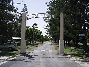 Bell Park, Emu Park - Gateway to Bell Park